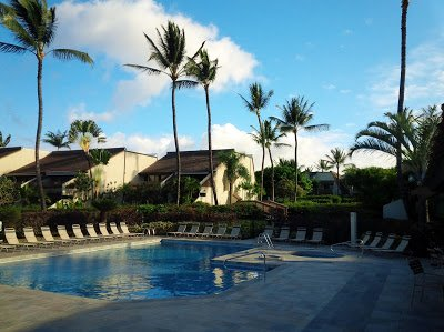 Maui Kamaole lower pool remodel