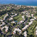 Palms at Wailea aerial